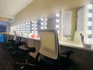 Make-up Bereich Hannover
